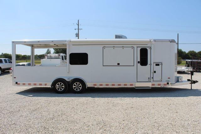 2015 Sundowner BBQ/Cooking Vending / Concession Trailer