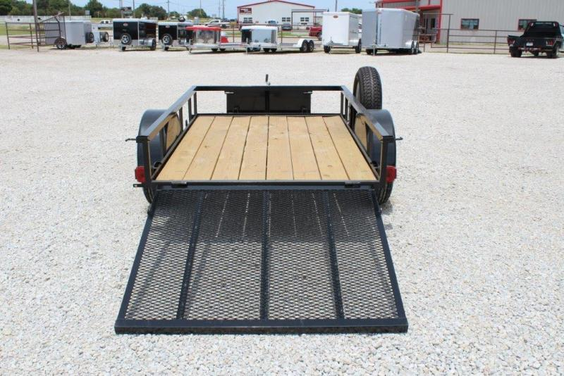 2017 Carry-On 5x8 Utility trailer