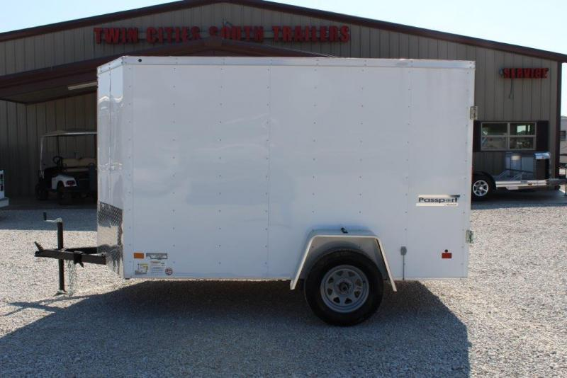 2018 Haulmark Enclosed Cargo Trailer