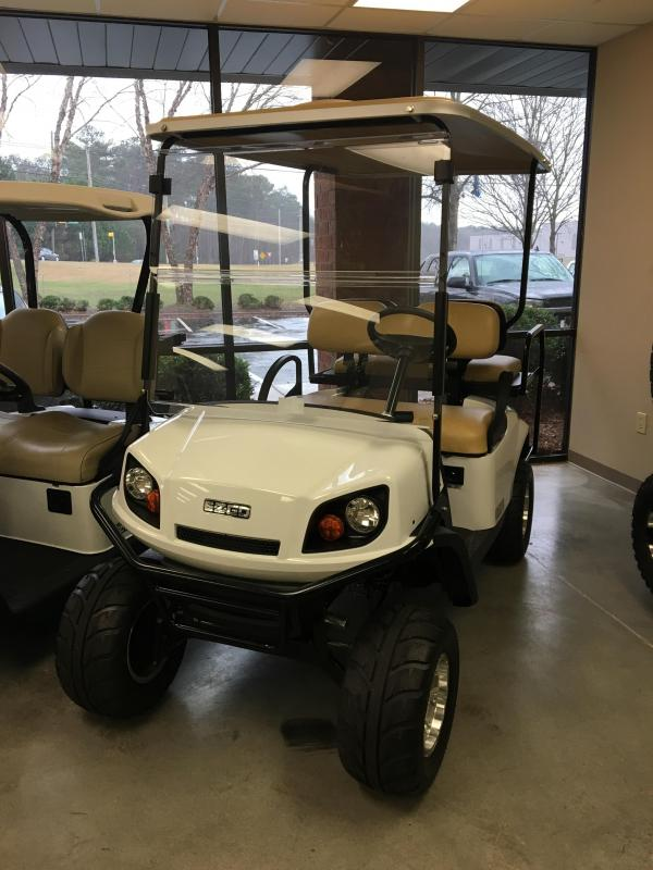 2017 E-Z-Go Express S4 Golf Cart