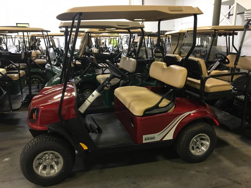 2017 E-Z-Go TXT 72v Golf Cart