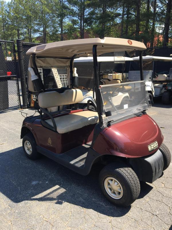 2012 E-Z-Go Fleet RXV Golf Cart