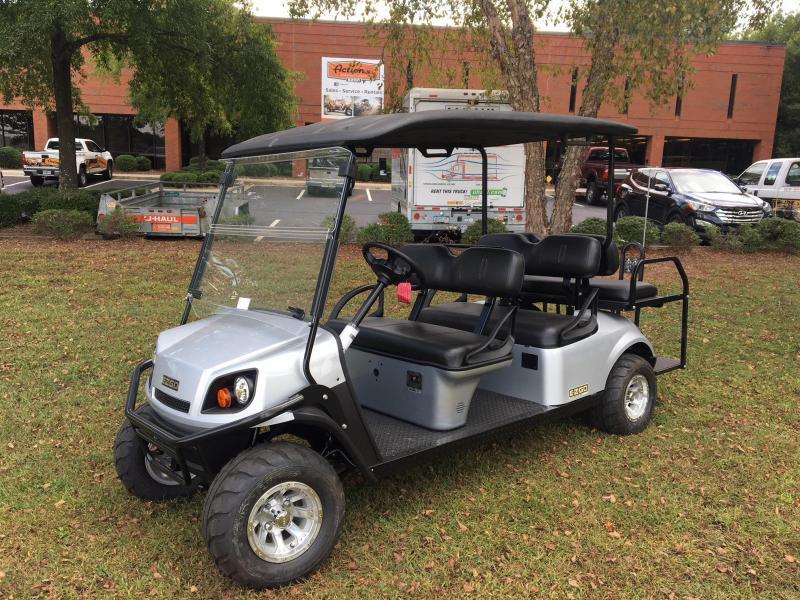 2018 E-Z-GO Express S6 Golf Cart