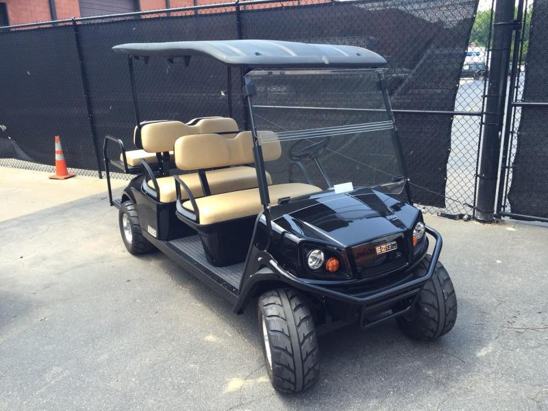 2017 E-Z-Go Express S6 Golf Cart