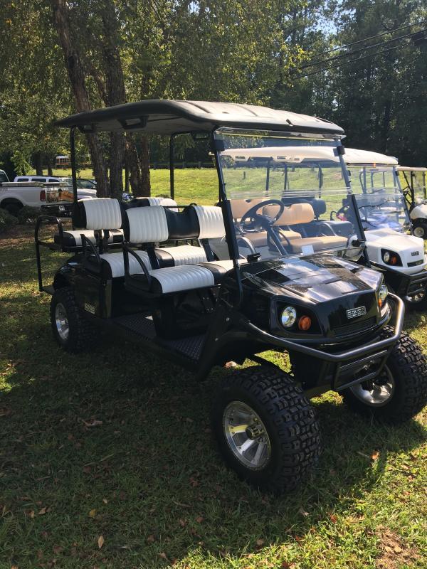 2018 E-Z-Go Express L6 Golf Cart