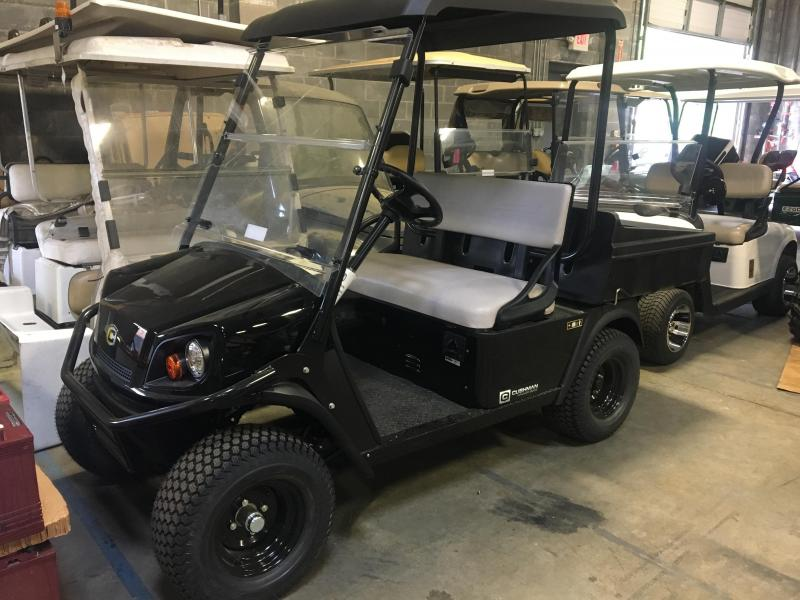 2017 Cushman Hauler 800x electric Utility Side-by-Side (UTV)