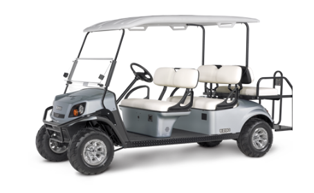 2017 E-Z-Go Express L6 Golf Cart