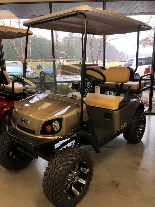 2019 E Z Go Express S4 Golf Cart Action Specialty Carts Sells And