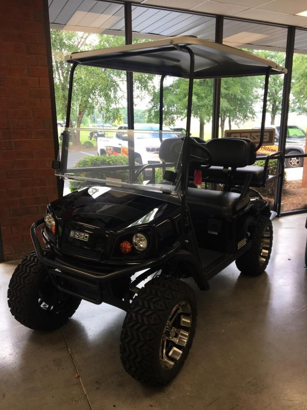2017 E-Z-Go Express S4 Golf Cart