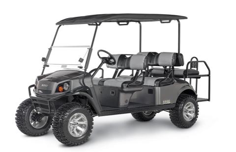 2018 E-Z-GO Express L6 (Gas) Golf Cart