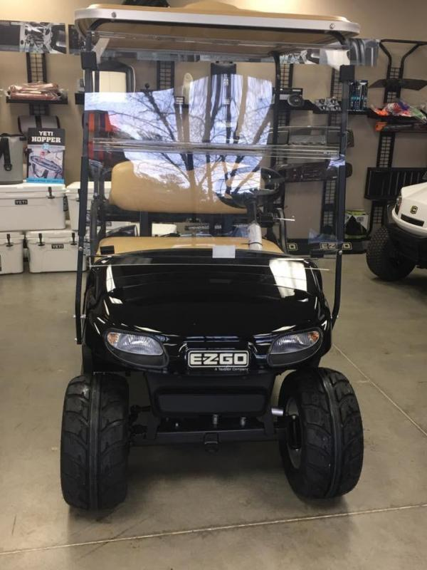 2018 E-Z-Go Valor Golf Cart