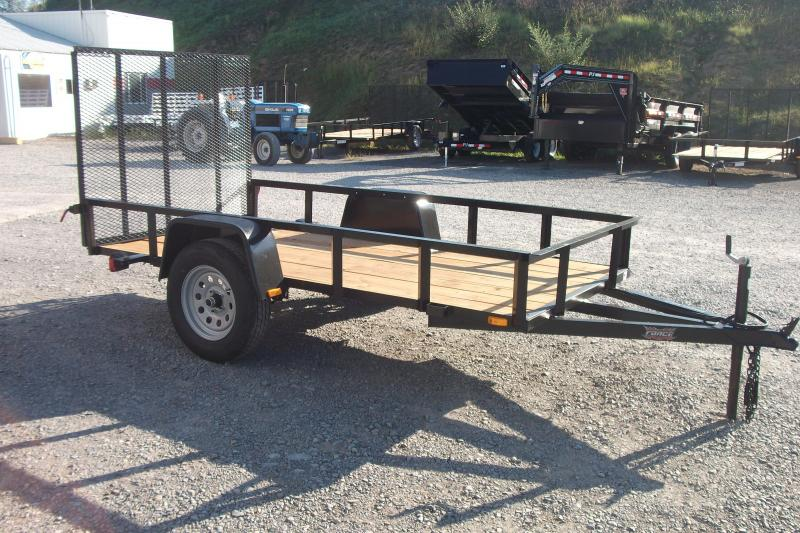 2017 Forest River Inc. USCSG5X10SA Utility Trailer