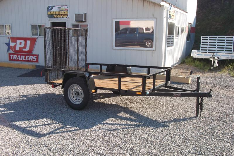 2017 Forest River Inc. USCSG5X8SA Utility Trailer