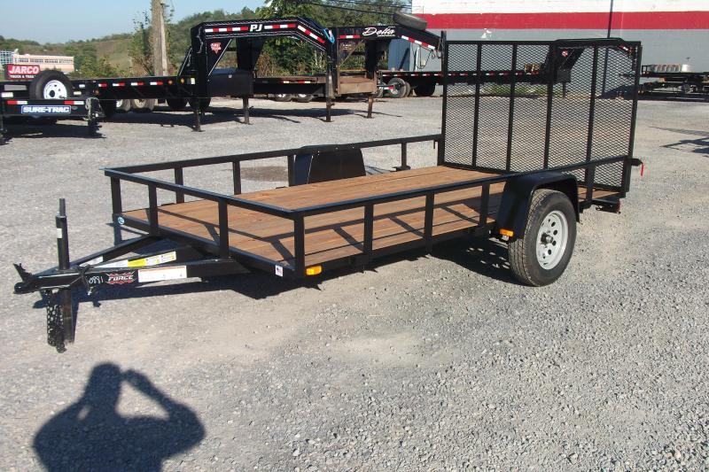 2017 Forest River Inc. USCSG65X12SA Utility Trailer