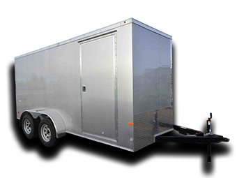 2017 Haulmark TH7X12DT2 Enclosed Cargo Trailer