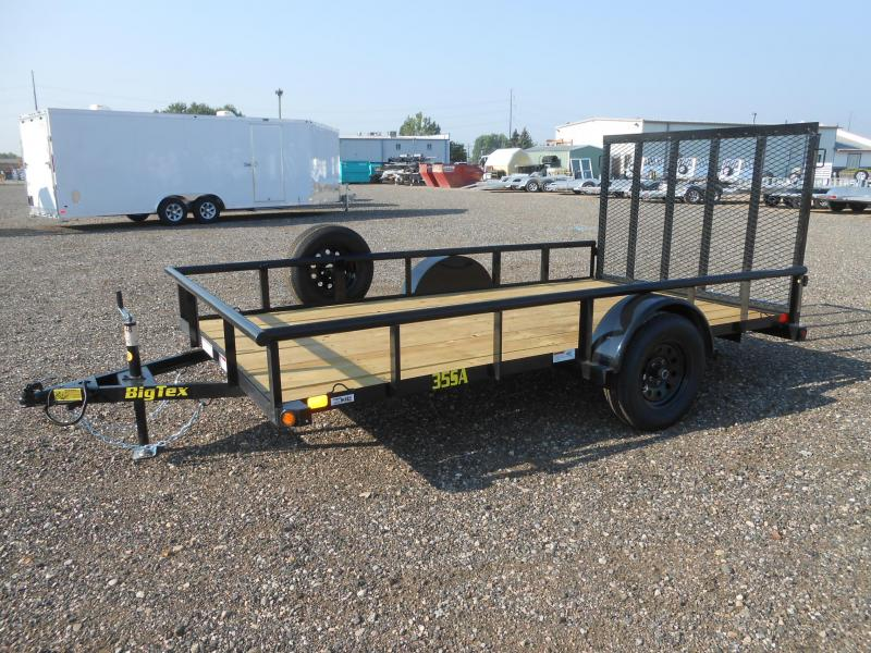 2019 Big Tex Trailers 35SA-12 Utility Trailer