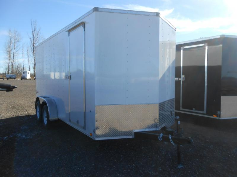 2019 Cargo Express EX7X16TE2-V-RD Enclosed Cargo Trailer
