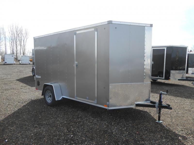 2019 Cargo Express XLW6X12S12-RD Enclosed Cargo Trailer