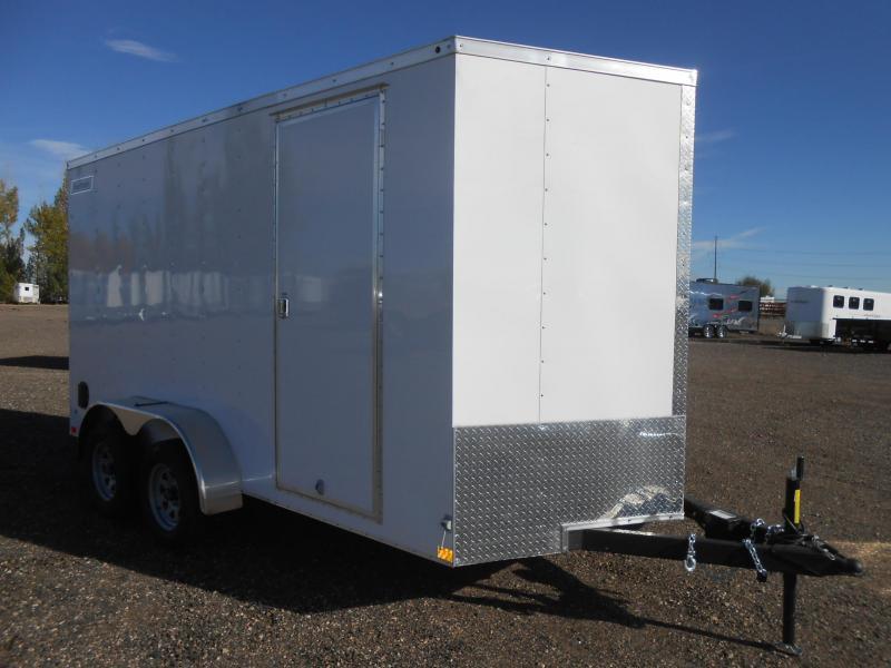 2018 Haulmark HMVG714T-RD Enclosed Cargo Trailer