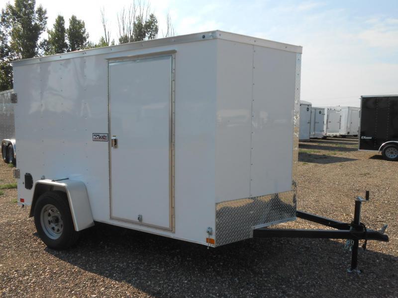2018 Haulmark HMVG610S-DBL DRS Enclosed Cargo Trailer