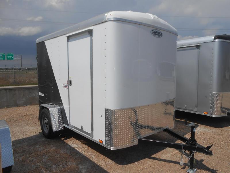 2019 Cargo Express XLR6X10S12-RD Enclosed Cargo Trailer