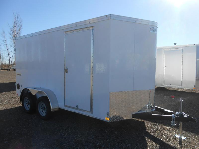 2019 Haulmark TSV714T2-DBL DRS Enclosed Cargo Trailer