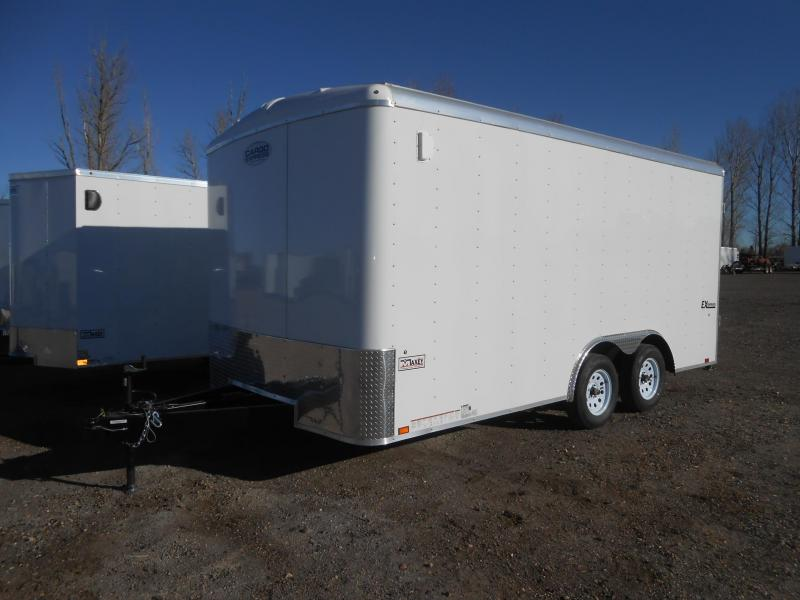 2019 Cargo Express XLR85X16TE2-RD Enclosed Cargo Trailer