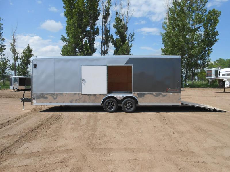 2016 Mirage Trailers MXA8.524TA3 Car / Racing Trailer
