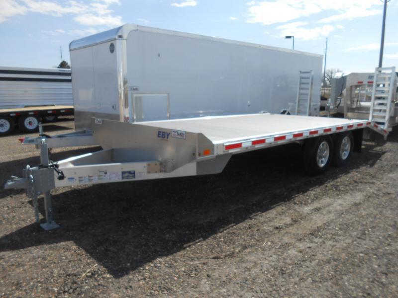 2017 Eby Trailers 20FT ALUMINUM DECK-OVER 10K Flatbed ...