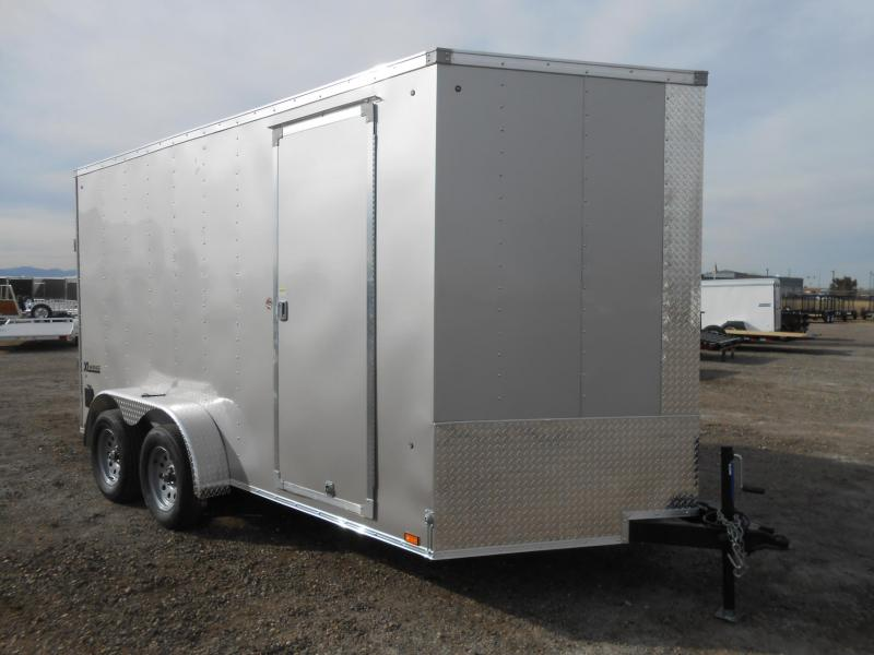 2019 Cargo Express XLW7X14TE2-RD Enclosed Cargo Trailer