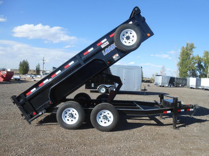 2013 Load Trail 14FT LOW PRO Dump Trailer
