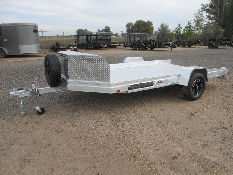 2020 Aluma UTR12 All Aluminum UTV / ATV Trailer