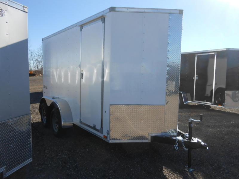2019 Cargo Express XLW6X12TE2-RD Enclosed Cargo Trailer