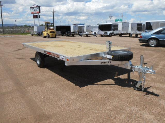 2020 Aluma 8412RT All Aluminum Raft Trailer
