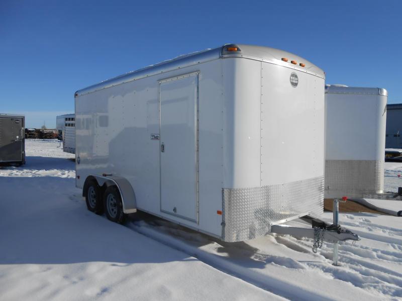 2017 Wells Cargo RF7X162-RD Enclosed Cargo Trailer