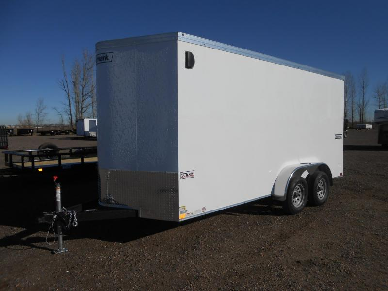 2019 Haulmark TSV716T2-RD Enclosed Cargo Trailer