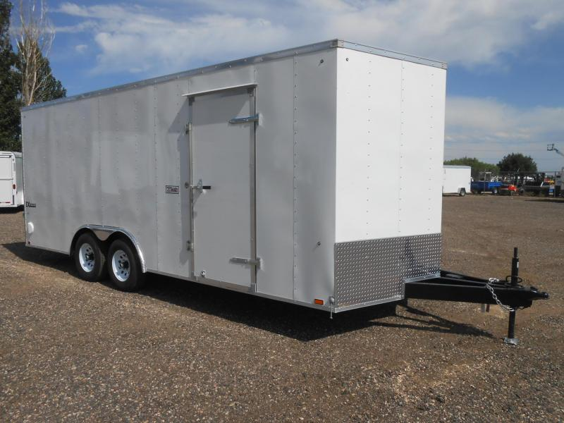 2019 Cargo Express EX85X20TE3-V-RD Enclosed Cargo Trailer