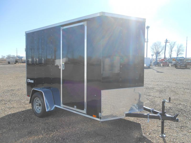 2019 Cargo Express EX6X10S12-V-RD Enclosed Cargo Trailer