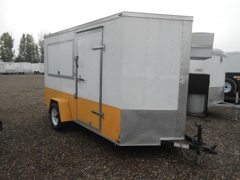 2016 Lark VT612SA Vending / Concession Trailer