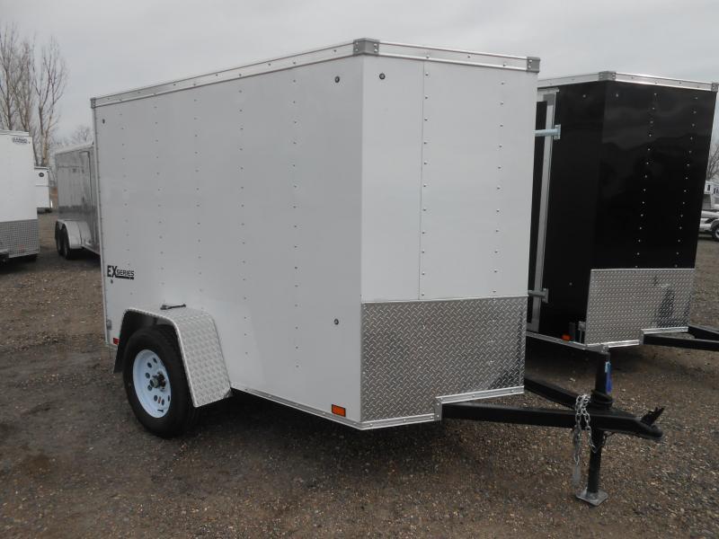 2019 Cargo Express EX5X8S12-V-RD Enclosed Cargo Trailer