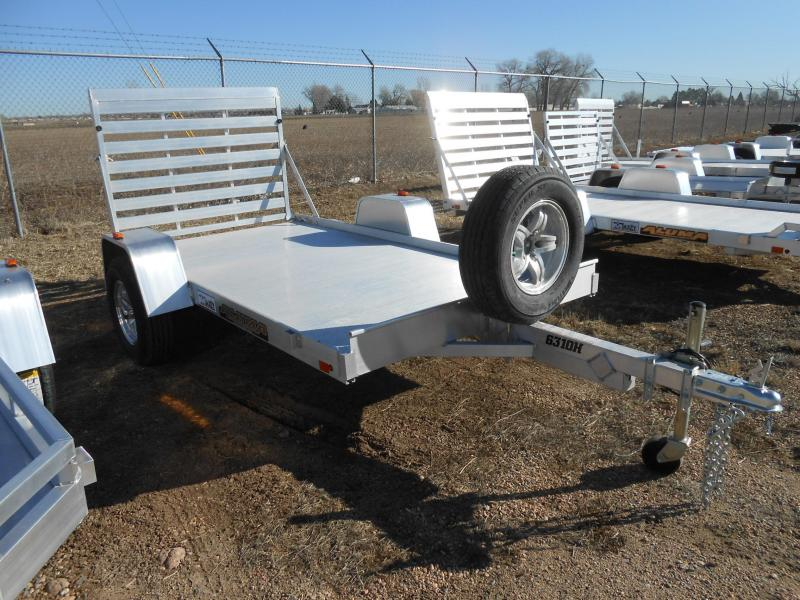 2020 Aluma 6310H All Aluminum Utility Trailer