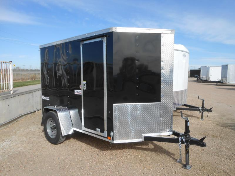 2019 Cargo Express XLW5X8S12-RD Enclosed Cargo Trailer