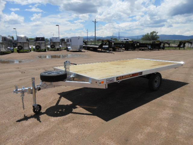 2020 Aluma 8414RT All Aluminum Raft Trailer