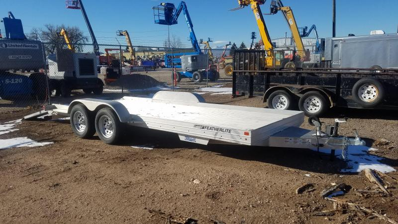 2010 Featherlite 3110-17 All Aluminum Car / Racing Trailer