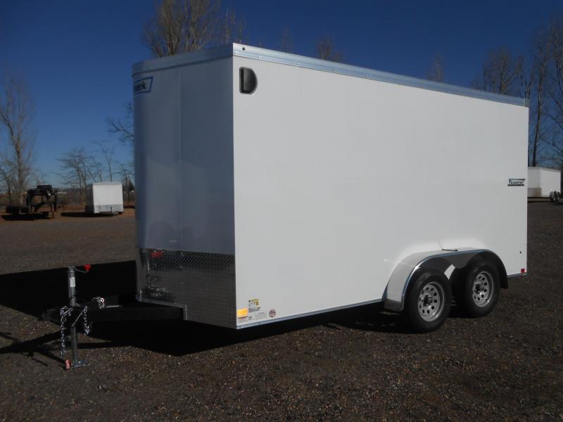 2019 Haulmark TSV714T2-RD Enclosed Cargo Trailer