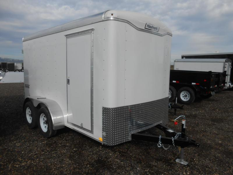 2018 Haulmark TST6X12DS2-DBL DRS Enclosed Cargo Trailer