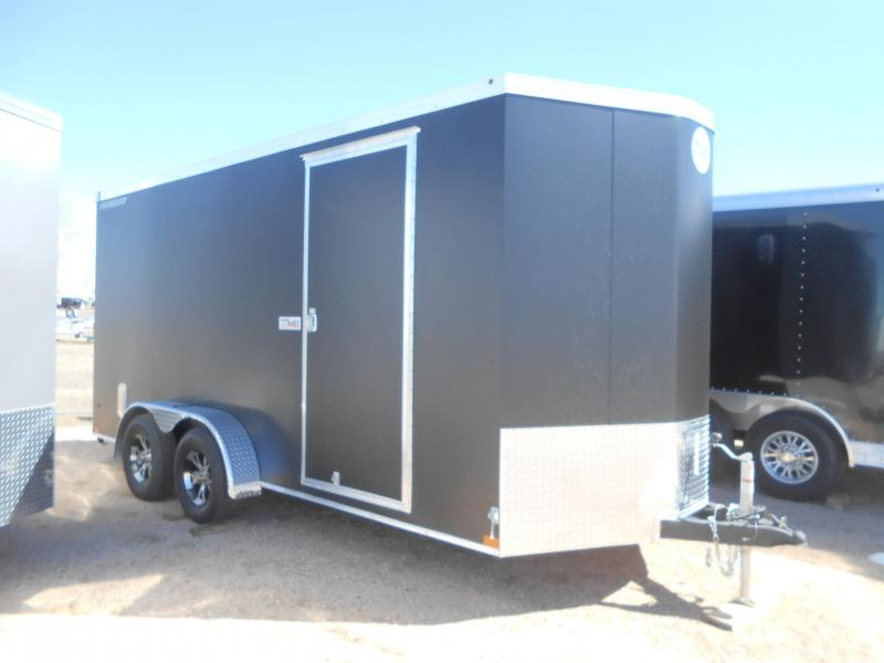 2020 Wells Cargo RFV716T2-RD Enclosed Cargo Trailer