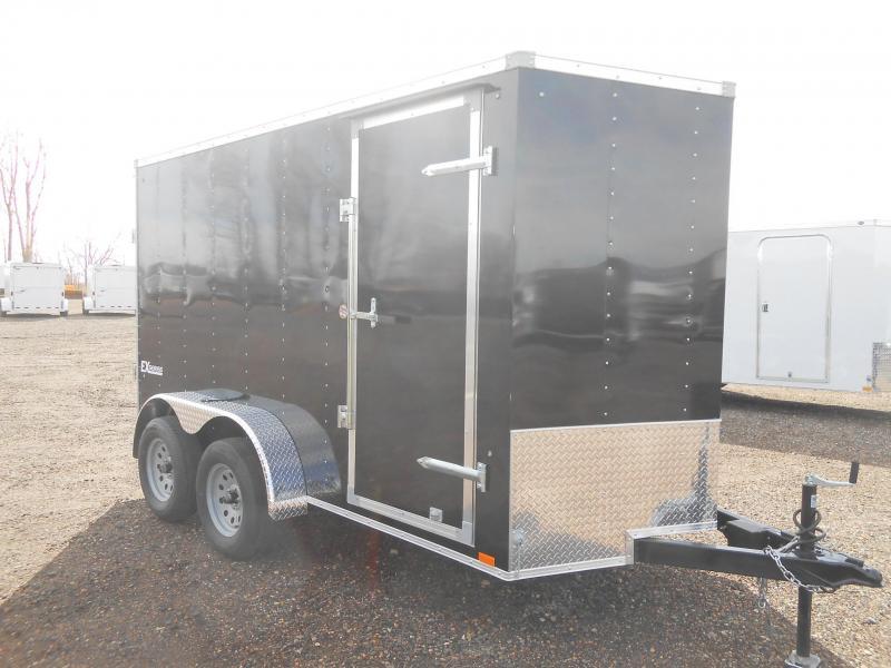 2019 Cargo Express EX6X12TE2-V-RD Enclosed Cargo Trailer