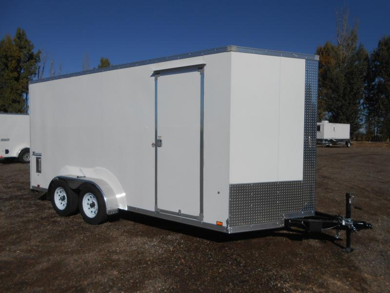 2019 Cargo Express XLW7X16TE2-RD Enclosed Cargo Trailer