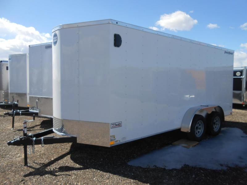 2019 Wells Cargo FT716T2-RD Enclosed Cargo Trailer